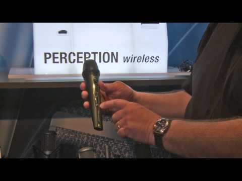 High Performance Wireless Microphone System