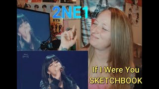 2NE1- '살아 봤으면 해 (IF I WERE YOU)' 0321 Yoo Hee-yeol's Sketchbook REACTION