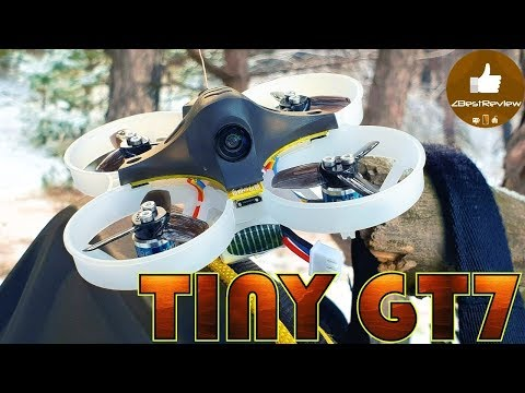 ✔ Мини FPV Квадрокоптер KINGKONG/LDARC TINY GT7!
