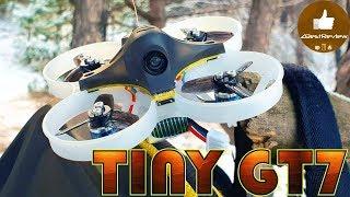 ✔ Мини FPV Квадрокоптер KINGKONG/LDARC TINY GT7! Banggood