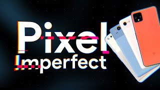Pixel Imperfect: Inside 4 generations of flawed Google phones