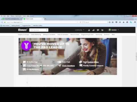 Video Mengenal Level di Fiverr dan Cara Naik Level