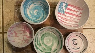 Designing  Decorative Bowls!