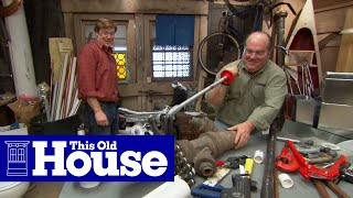 How to Cut Plumbing Pipes and Tubing | This Old House