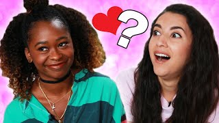In this video, the girls of Ladylike bring us some major LOLs (as usual). We hear from Chantel and Freddie on their stances in popular relationship debates such as doing long-distance and getting back together with your ex *nervously sweats* Where do you stand on these?