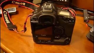 プロ機デビュー! Canon EOS 1D MarkⅢがやって来た レビュー編