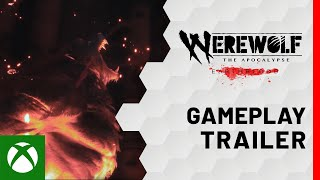Xbox Werewolf: The Apocalypse - Earthblood | Gameplay Trailer anuncio