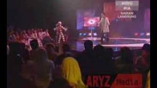 Konsert Prelude AF4 Haziq Umpan Jinak Di Air Tenang