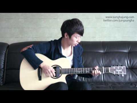 OPPA Gangnam Style Guitar version by the boy genius Sungha Jung
