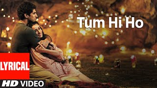 'Tum Hi Ho' Aashiqui 2 Full Song With Lyrics | Aditya Roy Kapur, Shraddha Kapoor