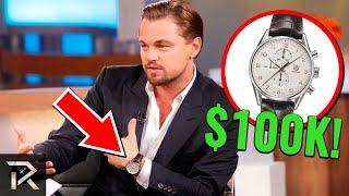 This Is How Leonardo DiCaprio Spends His Millions