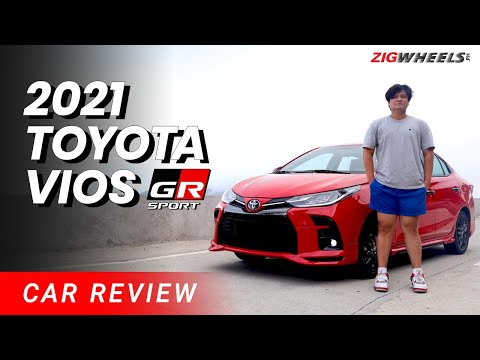 2021 Toyota Vios GR-S Review | Zigwheels.Ph
