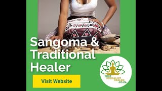 Sangoma & Traditional Healer | +27838962951