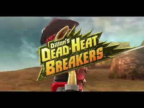 Видео № 1 из игры Dillon's Dead-Heat Breakers (Б/У) [3DS]