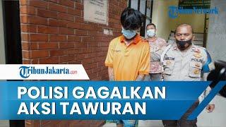 Polisi Berhasil Gagalkan Aksi Tawuran di Bukit Duri, 11 Orang Remaja Diamankan