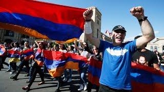 Бастующая Армения | ИТОГИ ДНЯ | 02.05.18