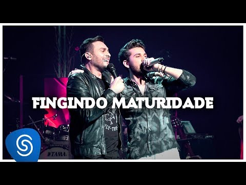 Fingindo Maturidade (part. Gustavo Mioto) – Mano Walter