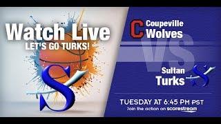 19-20 Lady Turk Basketball vs. Coupeville
