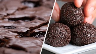 Tasty's 5 Classic Chocolate Desserts •Tasty