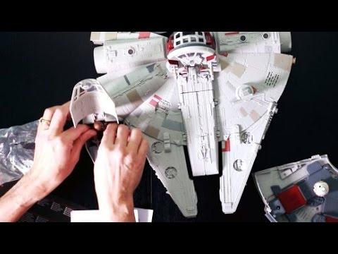 Ausgepackt: Das Star-Wars-Raumschiff