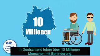 Video: Soziale Spaltung stoppen! - Behinderung (UT)