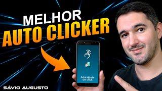 Auto Clicker para Celular [ANDROID]