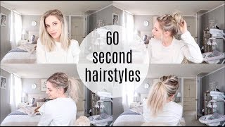 5 Quick & Easy Messy Hairstyles For All Hair Types