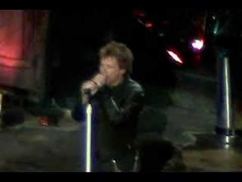Bon Jovi - Summertime (live) - 30-10-2007