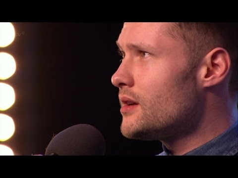 Britain's Got Talent 2015 S09E01 Calum Scott **Must See** Full Video of his Amazing Performance (видео)