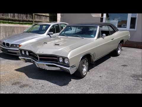 Customer's 1967 Buick Skylark