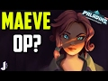 Maeve OP? Thoughts, Build and Tips for Paladins New Champion
