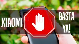 XIAOMI BASTA YA!! Redmi Note 6 Pro