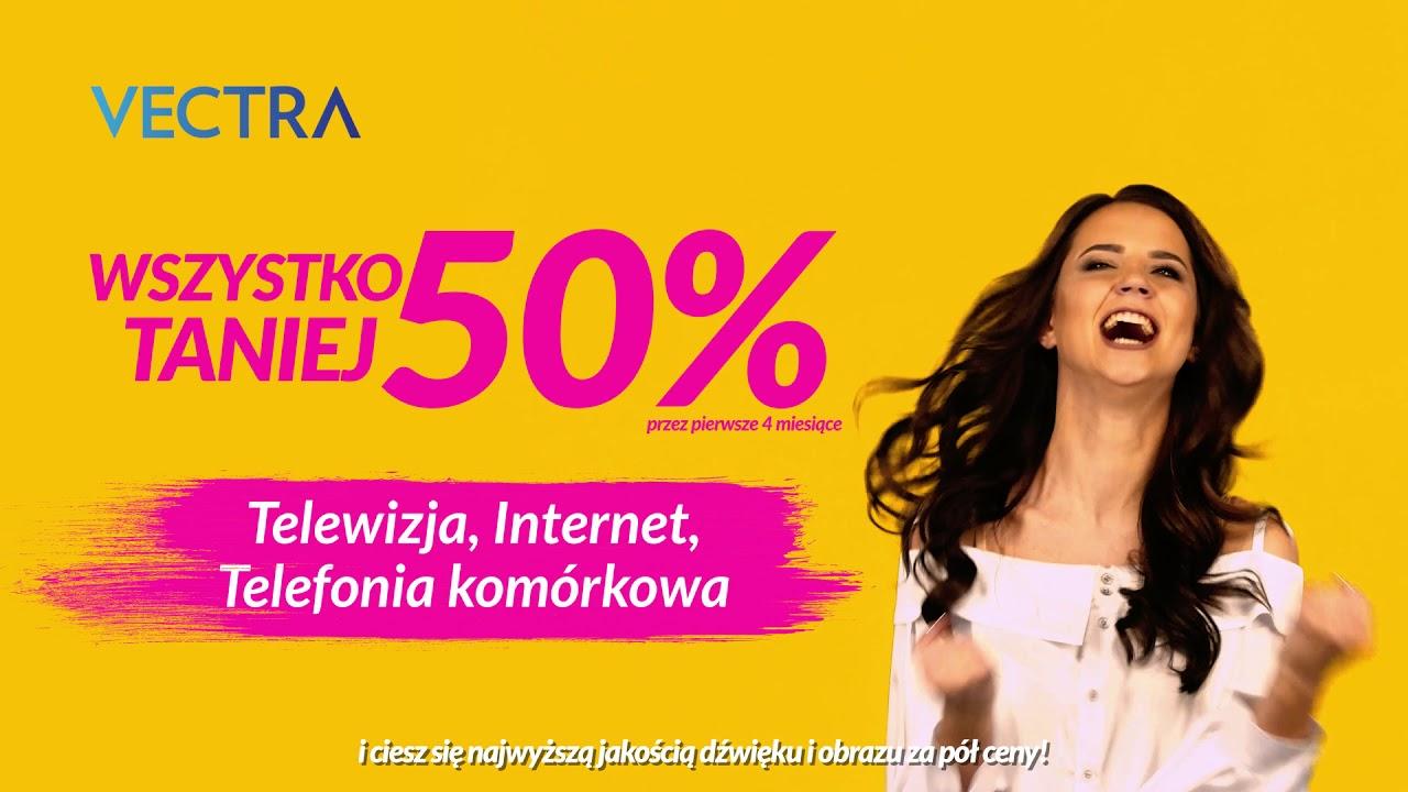 Wszystko 50% taniej - promocje dla fanów seriali!