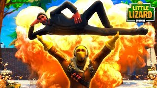 HOW RAPTOR SAVED JOHN WICKS LIFE!!! - Fortnite Short Film