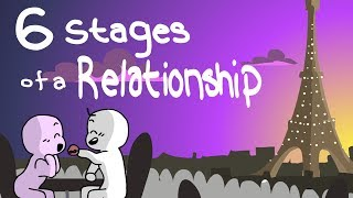 6 Stages of a Relationship - Which One Are You?