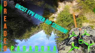 Ripping Twisp River - FPV Freestyle
