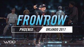 Phoenix | FrontRow | World of Dance Orlando 2017 | #WODFL17