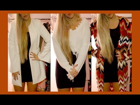 TRY ON || FALL FASHION MUST HAVES!