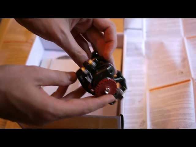 Видео Дисковый механический тормоз Avid BB7 BALL BEARING DB-BLBG-7M-A1