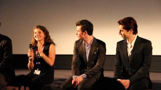 Крис Колфер, Paris SBL Premiere - Chris Colfer and Roberto Aguire - Q&A Part 3 (HD)