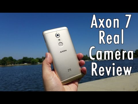 ZTE Axon 7 Real Camera Review: Ambitious but flawed…