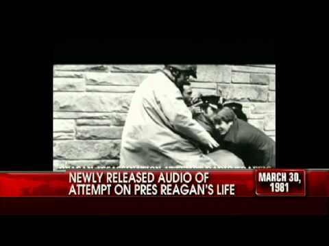 U.S. Secret Service Releases Audio From Reagan Assassination Attempt