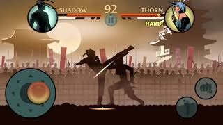 Shadow Fight 2 # 1 - Android Gameplay HD / play acrobatic fighting game
