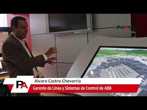 Alvaro Castro Chevarría - Gerente de línea y Sistemas de control de ABB