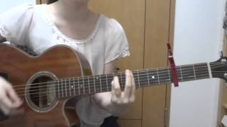 """Breathless"" by 嵐(Arashi) / 弾き語りCover(コーラス入 Ver.)"