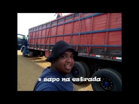 Descarregamento na Fazenda em Aratuípe-Ba