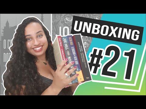 UNBOXING dos calhamaços ? 4 livros novos para estante | Karina Nascimento | Paraíso dos Livros