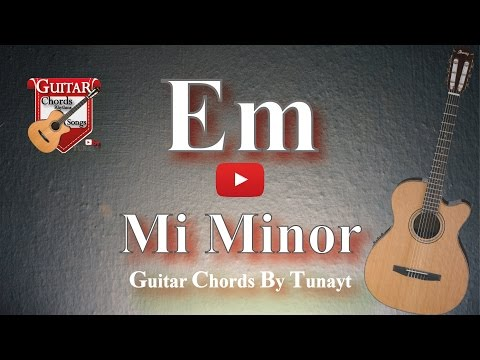 ★ ★ ★ Mi minor | How to play Em chord on guitar | Mi Minor Akoru Gitarda Nasıl Basılır ?