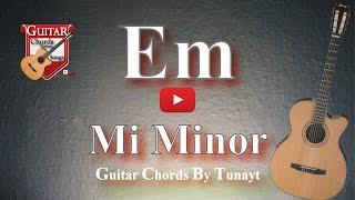 ★ ★ ★ Mi Minor | How To Play Em Chord On Guitar | Mi Minor Akoru Gitarda Nasıl Basılır ?
