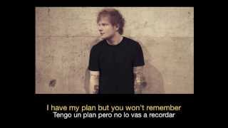 Ed Sheeran - So (Acoustic Version) HD [Sub español - ingles]